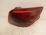 2019 MAZDA 2 1.5 75PS EXECUTIVE ASP IPM3 4DR 1.5 PETROL HATCHBACK REAR/TAIL LIGHT ON BODY ( DRIVERS SIDE)  2015,2016,2017,2018,20192019 MAZDA 2 HATCHBACK REAR/TAIL LIGHT ON BODY ( DRIVERS SIDE)