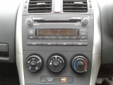 2008 TOYOTA AURIS 1.4 D-4D TERRA 08 1.4 DIESEL HATCHBACK RADIO 86120-02510 2006,2007,2008,2009,20102008 TOYOTA AURIS RADIO CD MP3 HEAD UNIT 86120-02510 86120-02510