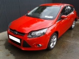 2013 FORD FOCUS 1.6 TDCI ZETEC 113BHP 5DR 1.6 DIESEL HATCHBACK HUB WITH ABS (REAR DRIVER SIDE)  2010,2011,2012,2013