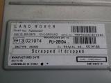 LAND ROVER RANGE ROVER VOGUE 2002-2012 CD CHANGER 2002,2003,2004,2005,2006,2007,2008,2009,2010,2011,2012RANGE ROVER VOGUE L322 2002-2006 CD CHANGER - 6 CD XQE500201