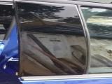 TOYOTA CHR 2016-2019 VERTICAL DOOR TRIM - DRIVER FRONT 2016,2017,2018,2019TOYOTA CHR C-HR 2016-2019 VERTICAL DOOR TRIM - DRIVER FRONT - GLOSS BLACK