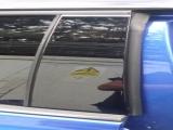 TOYOTA CHR 2016-2019 VERTICAL DOOR TRIM - DRIVER REAR 2016,2017,2018,2019TOYOTA CHR C-HR 2016-2019 VERTICAL DOOR TRIM - DRIVER REAR - GLOSS BLACK