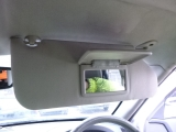 JEEP GRAND CHEROKEE 2005-2010 SUN VISOR - DRIVER 2005,2006,2007,2008,2009,2010JEEP GRAND CHEROKEE WK 2005-2010 SUN VISOR - DRIVER + LIGHT