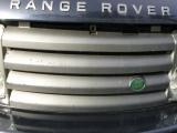 LAND ROVER RANGE ROVER 2002-2012 GRILLE BLUE 2002,2003,2004,2005,2006,2007,2008,2009,2010,2011,2012RANGE ROVER VOGUE L322 2002-2006 GRILLE ADRIATIC BLUE 731 - GREY PAINT CHIPS