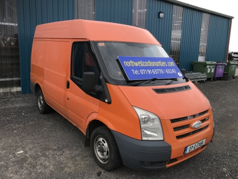 FORD TRANSIT T300 85 FWD 5DR 2006-2011 FRONT BUMPER 2006,2007,2008,2009,2010,2011
