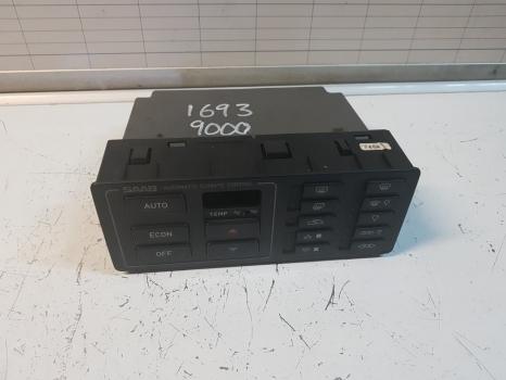 SAAB 9000 CSE ANNIVERSARY AUTO 1994-1998 CLIMATE CONTROL PANEL  1994,1995,1996,1997,1998 4383790