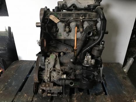 VW AUDI SEAT SKODA 1999-2017 ENGINE DIESEL BARE AEY