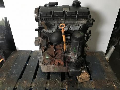 VW AUDI SEAT SKODA 1999-2017 ENGINE DIESEL BARE AJM