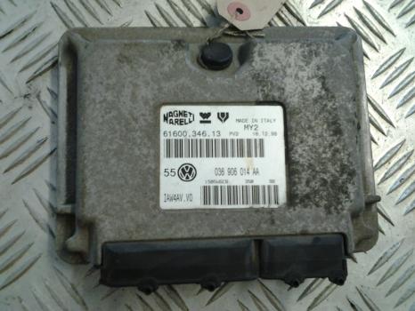 VOLKSWAGEN GOLF MK4 1999-2005 ECU (ENGINE) 036906014AA