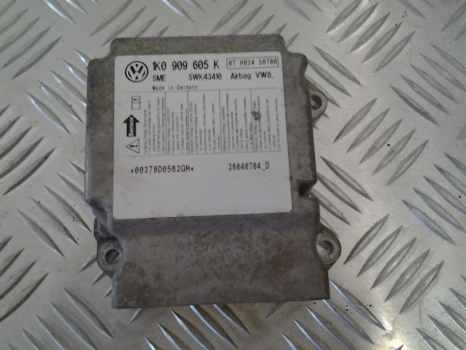 SKODA OCTAVIA 2004-2013 AIR BAG MODULE 1K0909605K