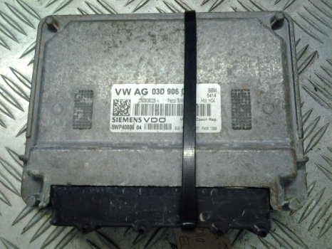 VOLKSWAGEN POLO 6Q 2005-2009 ECU (ENGINE) 03D906023