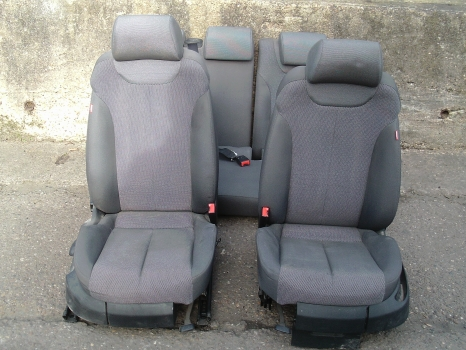 SEAT LEON MK2 2006-2009 SET OF SEATS