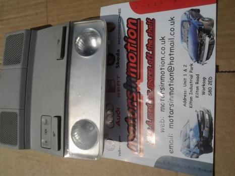 VOLKSWAGEN AUDI SEAT SKODA 1999-2014 INTERIOR LIGHT 1K0947133D