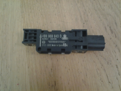 AUDI A3 2004-2009 AIRBAG CRASH SENSOR 4B0959643D