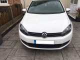 VOLKSWAGEN GOLF MATCH TDI BLUEMOTION TECHNOLOGY 5 DOOR HATCHBACK 2009-2013 1.6 BREAKING FOR SPARES  2009,2010,2011,2012,2013VOLKSWAGEN GOLF MATCH TDI BLUEMOTION TECHNOLOGY 2009-2013 BREAKING FOR SPARES