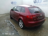 AUDI A3 SPORT 2008-2012 BREAKING FOR SPARES  2008,2009,2010,2011,2012AUDI A3 SPORT 2008-2012 BREAKING FOR SPARES