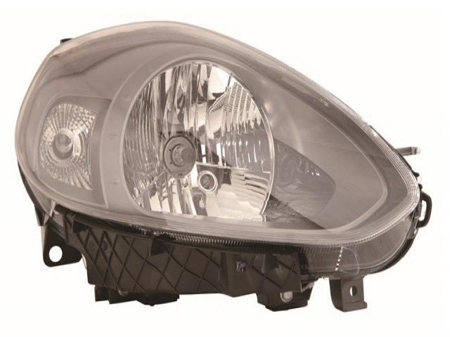 Punto Relay 2010 HEADLIGHT/HEADLAMP (DRIVER SIDE)