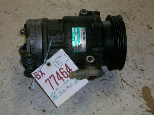 Rover MGZS 1999 1.8 AIR CON COMPRESSOR/PUMP