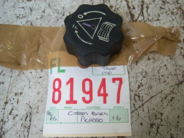 Citroen Picasso 1999-2003 1.6 RADIATOR EXPANSION BOTTLE