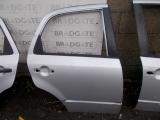 FIAT SEDICI 2006-2009 DOOR - BARE (REAR DRIVER SIDE)  2006,2007,2008,2009FIAT SEDICI 2006-2009 DOOR - BARE (REAR DRIVER SIDE)