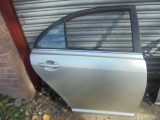 TOYOTA AVENSIS 2003-2008 DOOR - BARE (REAR DRIVER SIDE)  2003,2004,2005,2006,2007,2008TOYOTA AVENSIS 5 DOOR HATCHBACK 2003-2008 DOOR - BARE (REAR DRIVER SIDE)