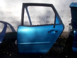 CITROEN C4 PICASSO 2007-2011 DOOR - BARE (REAR PASSENGER SIDE) BLUE 2007,2008,2009,2010,2011CITROEN C4 PICASSO 2007-2011 DOOR - BARE (REAR PASSENGER/LEFT SIDE) BLUE KNYC