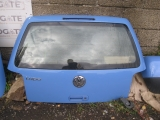 VW LUPO 3 DR HATCHBACK 1998-2005 TAILGATE BLUE 1998,1999,2000,2001,2002,2003,2004,2005VW LUPO 3 DR HATCHBACK 1998-2005 TAILGATE BLUE