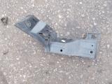 VOLKSWAGEN POLO 5 DOOR 2002-2005 1198 REAR BUMPER BRACKET (PASSENGER SIDE) 2002,2003,2004,2005VOLKSWAGEN POLO 2002-2005 REAR BUMPER BRACKET (PASSENGER/LEFT SIDE) 6Q6807375 6Q6807375