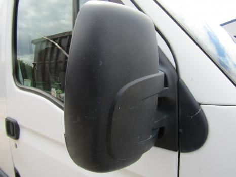 RENAULT MASTER MM33 DCI 100 MWB PANEL VAN 0 Door 2003-2010 2.5 DOOR MIRROR MANUAL (DRIVER SIDE) 2003,2004,2005,2006,2007,2008,2009,2010RENAULT MASTER MWB van 2003-2010 2.5L DOOR MIRROR MANUAL (DRIVER SIDE)