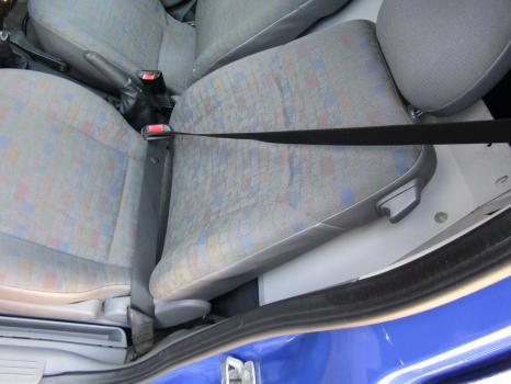 VAUXHALL COMBO DI VAN 2001-2011 SEAT BELT - DRIVER FRONT 2001,2002,2003,2004,2005,2006,2007,2008,2009,2010,2011VAUXHALL COMBO DI VAN 2001-2011 SEAT BELT - DRIVER FRONT