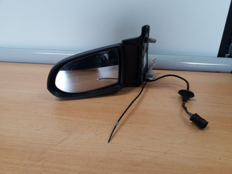 VAUXHALL ZAFIRA MPV 1998-2005 1598CC DOOR MIRROR ELECTRIC (DRIVER SIDE)