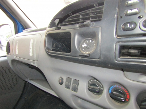 FORD TRANSIT 190 CHASSIS CAB 1991-2000 2.5 TIME CLOCK 1991,1992,1993,1994,1995,1996,1997,1998,1999,2000FORD TRANSIT 190 CHASSIS CAB 1991-2000 2.5 TIME CLOCK