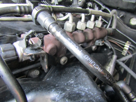 FORD TRANSIT 115 T350L RWD 2006-2014 2.4 INJECTOR RAIL 2006,2007,2008,2009,2010,2011,2012,2013,2014FORD TRANSIT 115 T350L RWD 2006-2014 2.4  INJECTOR RAIL