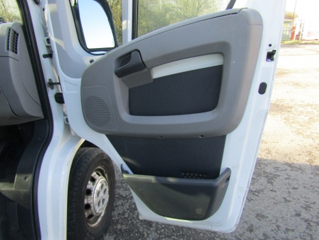 PEUGEOT BOXER 330 2006-2010 2198 WINDOW REGULATOR/MECH ELECTRIC (FRONT DRIVER SIDE) 2006,2007,2008,2009,2010PEUGEOT BOXER 330 2006-2010  WINDOW REGULATOR/MECH ELECTRIC FRONT DRIVER SIDE