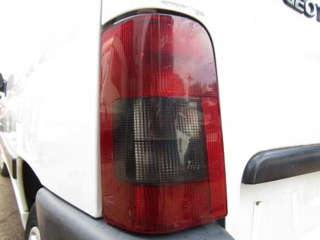 PEUGEOT PARTNER LX 600 HDI CAR DERIVED VAN 2000-2007 REAR/TAIL LIGHT (PASSENGER SIDE)