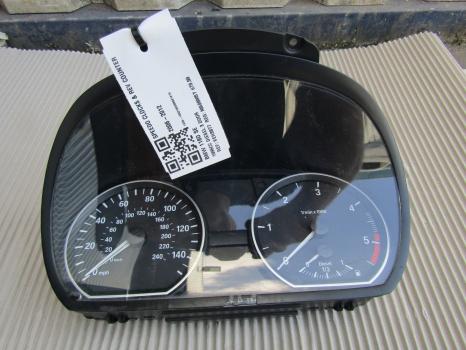 BMW 118D SE 3 DOOR 2006-2012 1995 SPEEDO CLOCKS & REV COUNTER 2006,2007,2008,2009,2010,2011,2012BMW 118D SE 3 DOOR 2006-2012 1995 SPEEDO CLOCKS & REV COUNTER,1024982 1024982