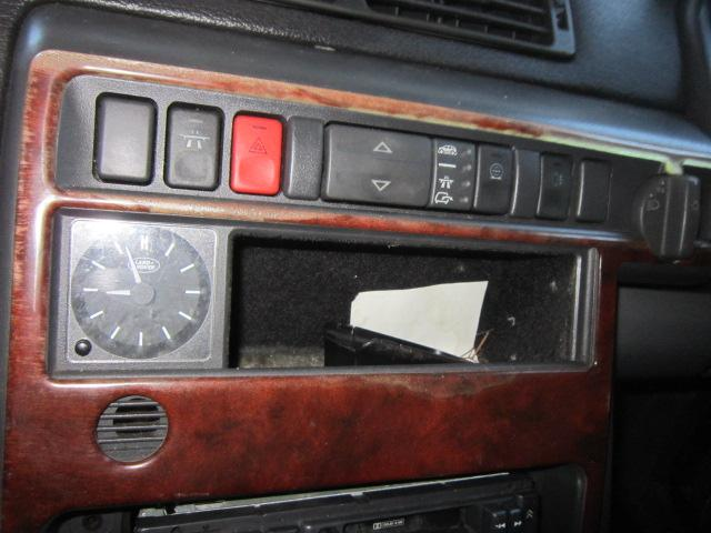 LAND ROVER RANGE ROVER ESTATE 1994-2002 3.9 TIME CLOCK