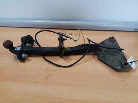 PEUGEOT 107 5 DOOR 2005-2015 TOWBAR WITH WIRING 2005,2006,2007,2008,2009,2010,2011,2012,2013,2014,2015