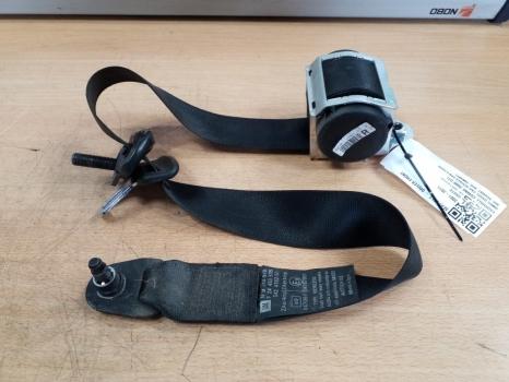 VAUXHALL COMBO VAN 2001-2011 SEAT BELT - DRIVER FRONT 2001,2002,2003,2004,2005,2006,2007,2008,2009,2010,2011VAUXHALL COMBO VAN 2001-2011 SEAT BELT - DRIVER FRONT 5424306