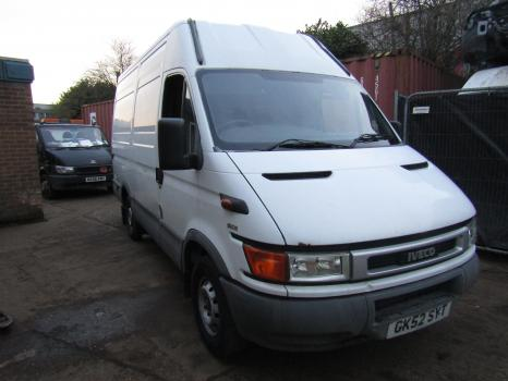 IVECO DAILY 35S11 3.3M/12 PANEL VAN (INTEGRAL) 1999-2006 NUMBER PLATE LAMP 1999,2000,2001,2002,2003,2004,2005,2006IVECO DAILY 35S11 VAN 1999-2006 NUMBER PLATE LAMP