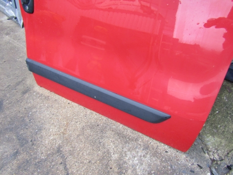 FIAT FIORINO 2008-2015 EXTERNAL TRIM MOLDING - DRIVERS DOOR