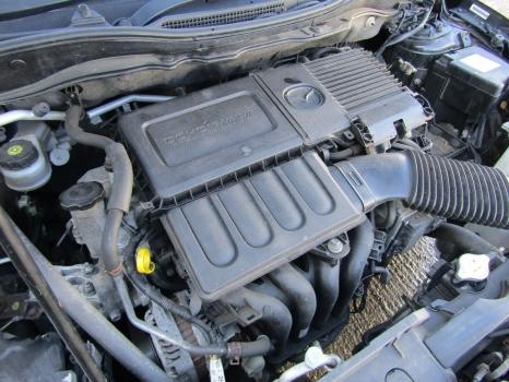 MAZDA 2 TS2 2007-2015 1349 AIR FILTER BOX/ENGINE COVER 2007,2008,2009,2010,2011,2012,2013,2014,2015MAZDA 2 TS2 2007-2015 1349  AIR FILTER BOX/ENGINE COVER