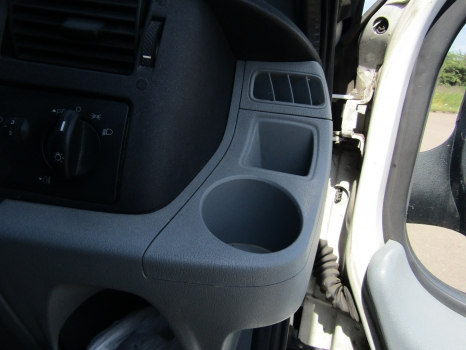 FORD TRANSIT RWD 2007-2014 CUP HOLDER 2007,2008,2009,2010,2011,2012,2013,2014FORD TRANSIT RWD 2000-2014 CUP HOLDER