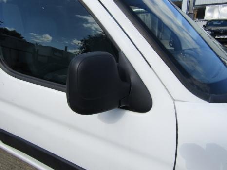 CITROEN BERLINGO 2004-2008 1868 DOOR MIRROR MANUAL (DRIVER SIDE) 2004,2005,2006,2007,2008CITROEN BERLINGO 2004-2008 1868 DOOR MIRROR MANUAL (DRIVER SIDE)