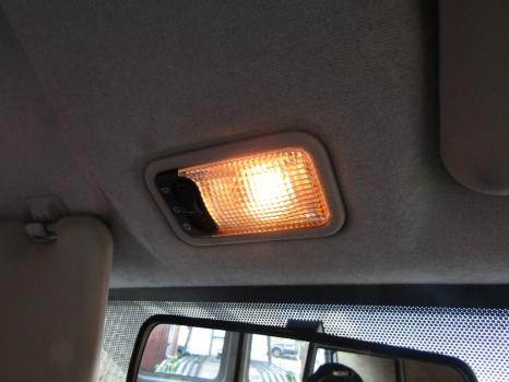 PEUGEOT PARTNER 600 HDI VAN 2008-2015 INTERIOR LIGHT