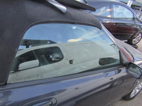 MG MGF SPORTS 1995-2002 1796 DOOR WINDOW (FRONT DRIVER SIDE) 1995,1996,1997,1998,1999,2000,2001,2002MG MGF SPORTS 1995-2002 1796 DOOR WINDOW (FRONT DRIVER SIDE)