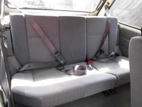 ROVER METRO 3 DOOR 1990-1998 SEAT BELT - DRIVER REAR 1990,1991,1992,1993,1994,1995,1996,1997,1998ROVER METRO 3 DOOR  1990-1998 SEAT BELT - DRIVER REAR