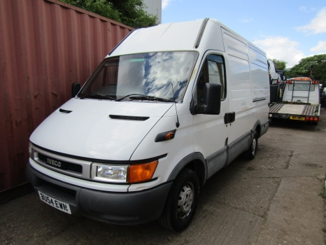 IVECO DAILY 35S12V 2002-2006 AIR VENT (PASSENGER SIDE)
