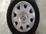 VOLKSWAGEN LUPO 3 DOOR 1998-2005 WHEEL TRIM - SINGLE 1998,1999,2000,2001,2002,2003,2004,2005