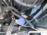 CITROEN RELAY 1800TD LWB H/R HDI PANEL VAN (INTEGRAL) 2002-2006 2.2 WASHER BOTTLE & MOTOR 2002,2003,2004,2005,2006CITROEN RELAY LWB TD HDI  VAN 2002-2006 2.2 WASHER BOTTLE & MOTOR
